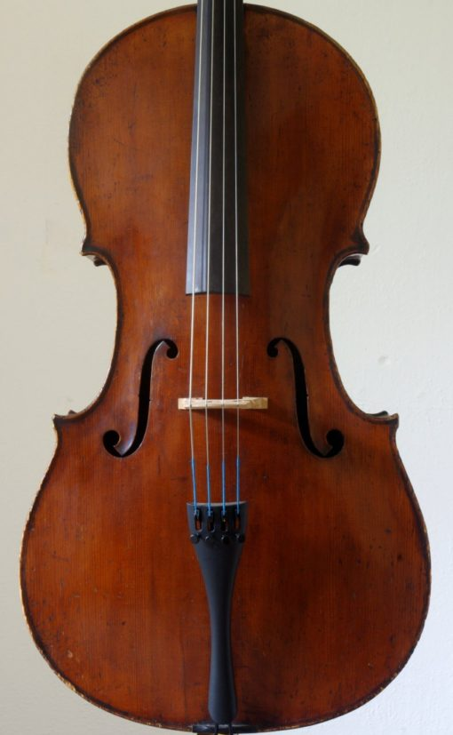 Boheemse Cello eind 19e eeuw