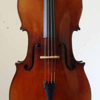 Franse Cello Marc 1920