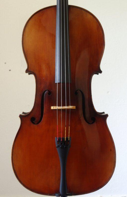 Franse Cello Marc 1920